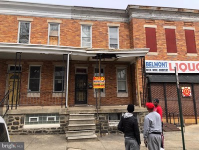 2910 Belmont Avenue, Baltimore, MD 21216 - #: MDBA441710