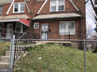 3432 W Caton Avenue, Baltimore, MD 21229 - #: MDBA441770