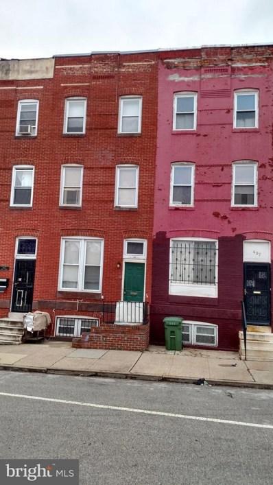 405 Robert Street, Baltimore, MD 21217 - #: MDBA450830