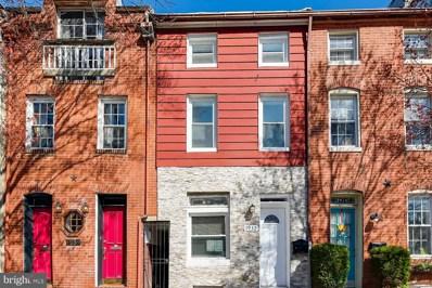 1932 Bank Street, Baltimore, MD 21231 - MLS#: MDBA451058