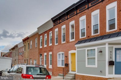 717 N Chester Street, Baltimore, MD 21205 - #: MDBA451616
