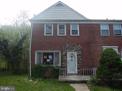1123 Elbank Avenue, Baltimore, MD 21239 - #: MDBA451686