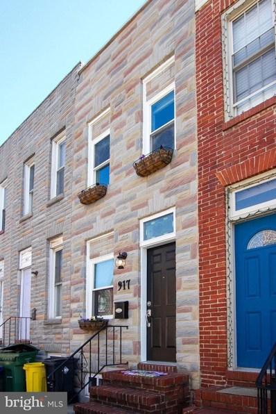 917 S Decker Avenue, Baltimore, MD 21224 - #: MDBA451988