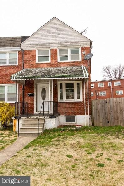 4710 Elison Avenue, Baltimore, MD 21206 - #: MDBA452330