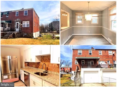 5023 Westhills Road, Baltimore, MD 21229 - #: MDBA453056