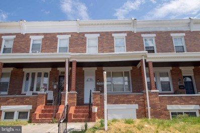 3120 Chesterfield Avenue, Baltimore, MD 21213 - MLS#: MDBA458832
