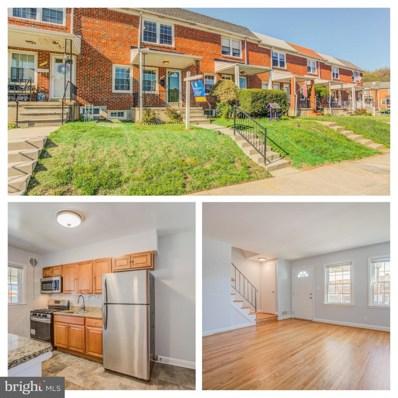 4241 Elsa Terrace, Baltimore, MD 21211 - #: MDBA460102