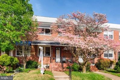 4351 Newport Avenue, Baltimore, MD 21211 - #: MDBA460158