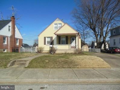 6009 Plumer Avenue, Baltimore, MD 21206 - #: MDBA460714