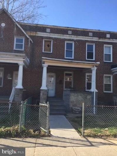 3006 Spaulding Avenue, Baltimore, MD 21215 - #: MDBA461414