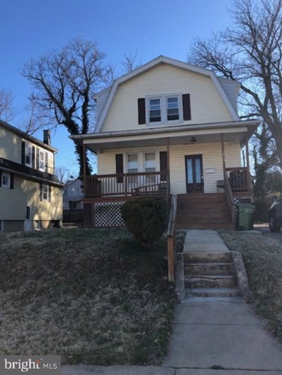 3813 Fernhill Avenue, Baltimore, MD 21215 - #: MDBA461430