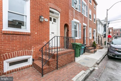 42 Poultney Street, Baltimore, MD 21230 - #: MDBA461502