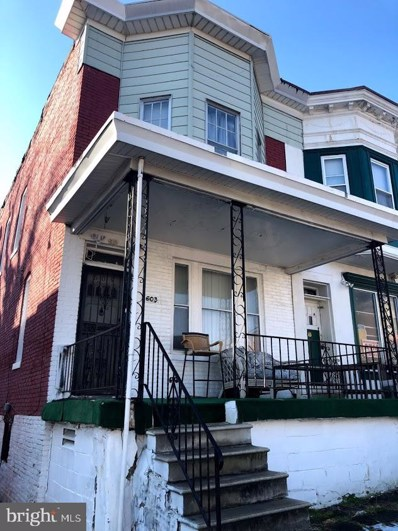 603 Richwood Avenue, Baltimore, MD 21212 - #: MDBA461558