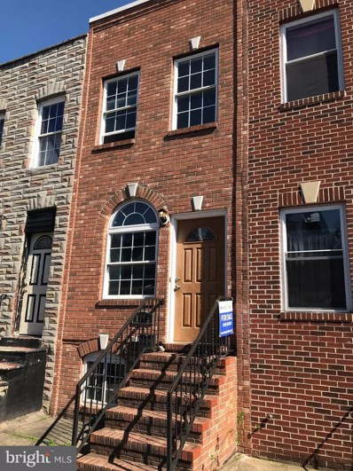 1165 Sargeant Street, Baltimore, MD 21223 - #: MDBA461562