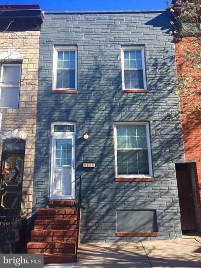 2108 Gough Street, Baltimore, MD 21231 - MLS#: MDBA461708
