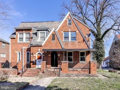 4718 Edmondson Avenue, Baltimore, MD 21229 - #: MDBA461738