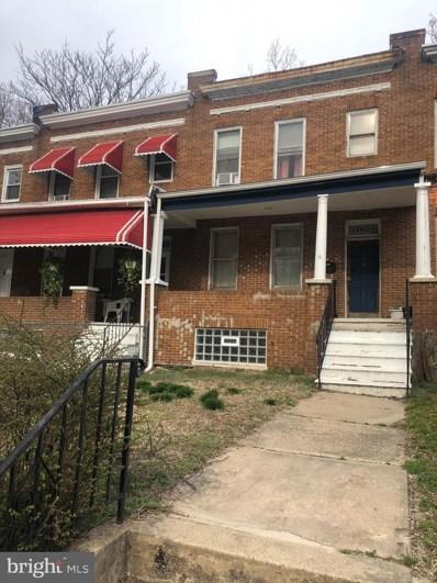 4219 Ivanhoe Avenue, Baltimore, MD 21212 - #: MDBA461750