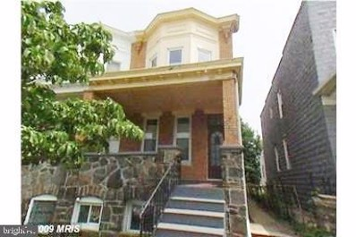 3833 Wilkens Avenue, Baltimore, MD 21229 - #: MDBA461760
