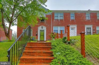 1649 Ralworth Road, Baltimore, MD 21218 - MLS#: MDBA461828