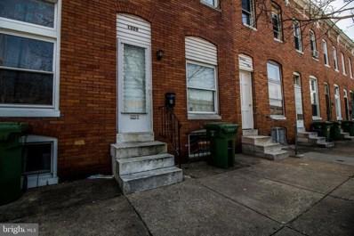 1329 Herkimer Street, Baltimore, MD 21223 - #: MDBA461830