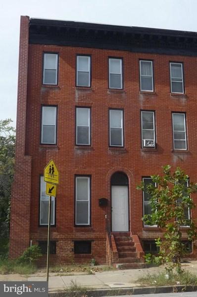 132 S Gilmor Street, Baltimore, MD 21223 - #: MDBA461848