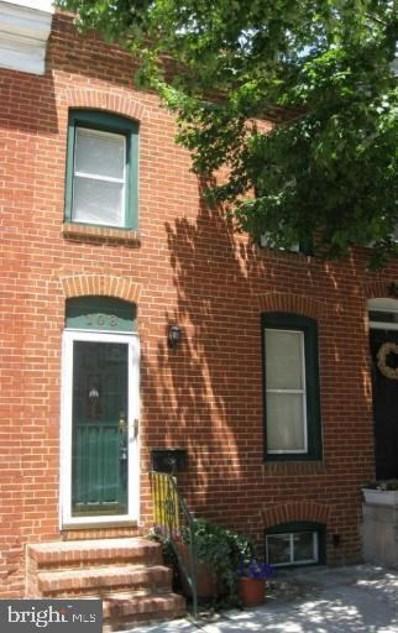 108 E Randall Street, Baltimore, MD 21230 - #: MDBA461880