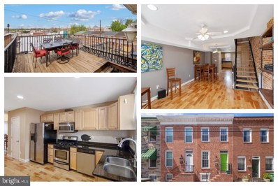 602 Wyeth Street, Baltimore, MD 21230 - MLS#: MDBA461894