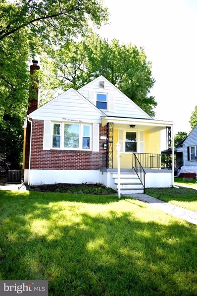 6601 Moyer Avenue, Baltimore, MD 21206 - #: MDBA461908
