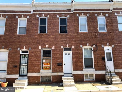 2425 Christian Street, Baltimore, MD 21223 - #: MDBA461938