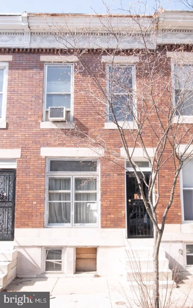 2516 McCulloh Street, Baltimore, MD 21217 - MLS#: MDBA461942