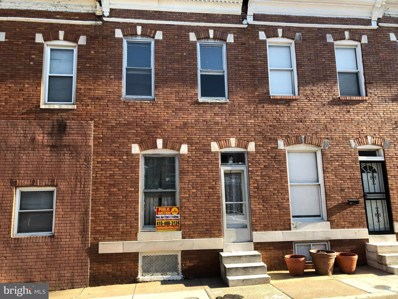 2421 Christian Street, Baltimore, MD 21223 - #: MDBA461950