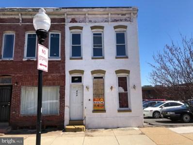 615 N Collington Avenue, Baltimore, MD 21205 - #: MDBA461956