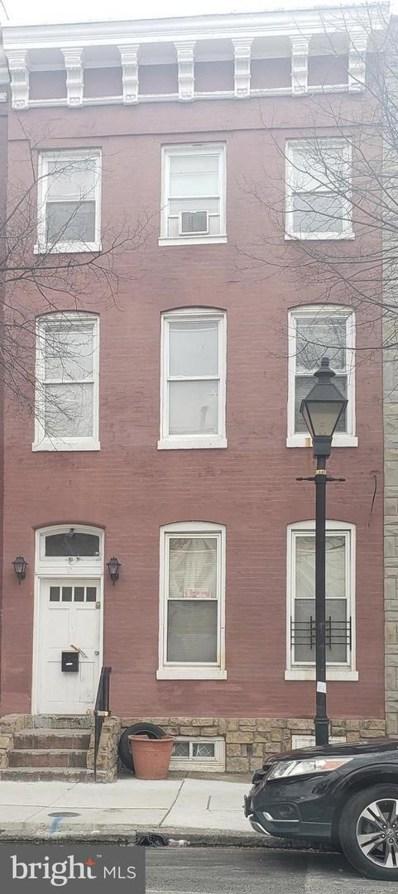 27 S Calhoun Street, Baltimore, MD 21223 - #: MDBA461964