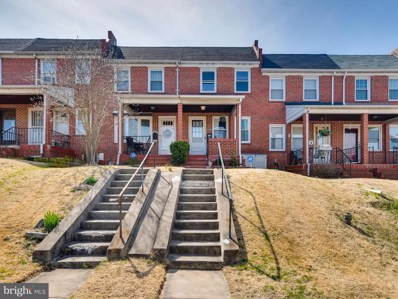 6825 Gough Street, Baltimore, MD 21224 - #: MDBA461990