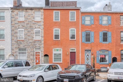 2015 Bank Street, Baltimore, MD 21231 - #: MDBA462020