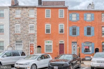 2015 Bank Street, Baltimore, MD 21231 - MLS#: MDBA462020