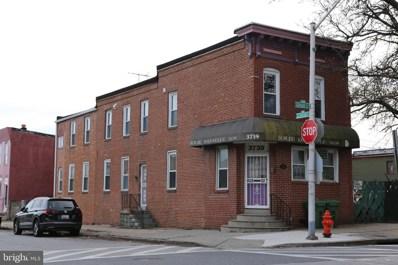 3739 Gough Street, Baltimore, MD 21224 - #: MDBA462024
