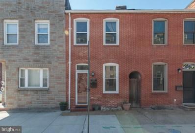 1128 S Highland Avenue, Baltimore, MD 21224 - #: MDBA462052