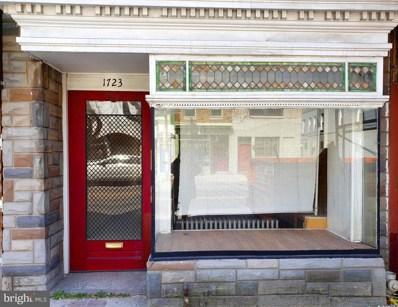 1723 Eastern Avenue, Baltimore, MD 21231 - #: MDBA462080