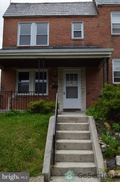4011 Century Road, Baltimore, MD 21206 - #: MDBA462084