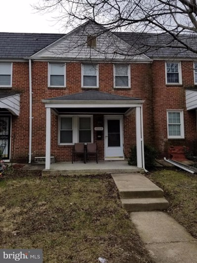5009 Frederick Avenue, Baltimore, MD 21229 - #: MDBA462142