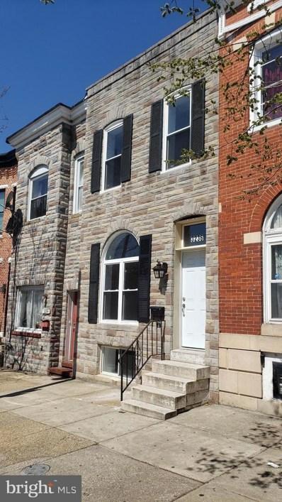 3236 E Baltimore Street, Baltimore, MD 21224 - #: MDBA462194