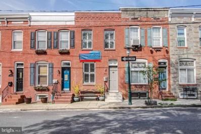 710 S Bouldin Street, Baltimore, MD 21224 - MLS#: MDBA462210