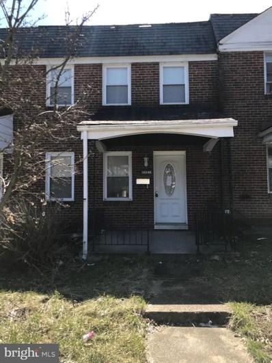 5021 Frederick Avenue, Baltimore, MD 21229 - #: MDBA462366