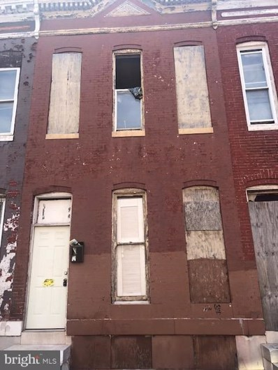 702 Appleton Street, Baltimore, MD 21217 - #: MDBA462374