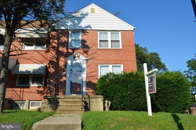 631 S Beechfield Avenue, Baltimore, MD 21229 - #: MDBA462380