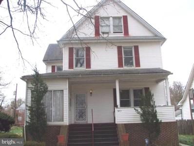 4213 Ridgewood Avenue, Baltimore, MD 21215 - #: MDBA462398