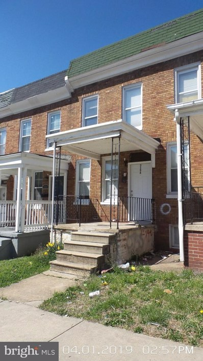3156 Ravenwood Avenue, Baltimore, MD 21213 - #: MDBA462424