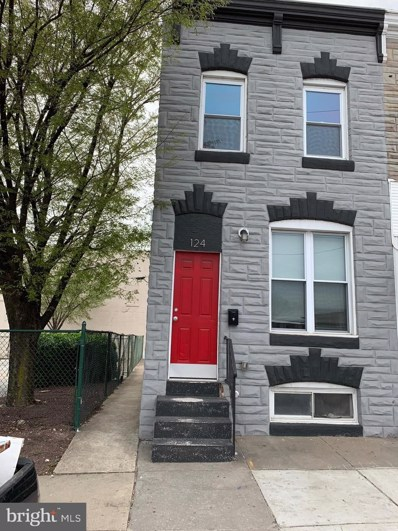 124 S Haven Street, Baltimore, MD 21224 - #: MDBA462436