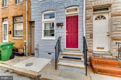 313 S Duncan Street, Baltimore, MD 21231 - MLS#: MDBA462438
